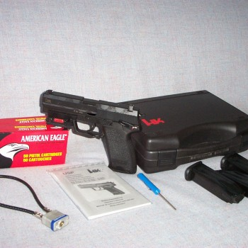 Heckler & Koch USP in .45 ACP